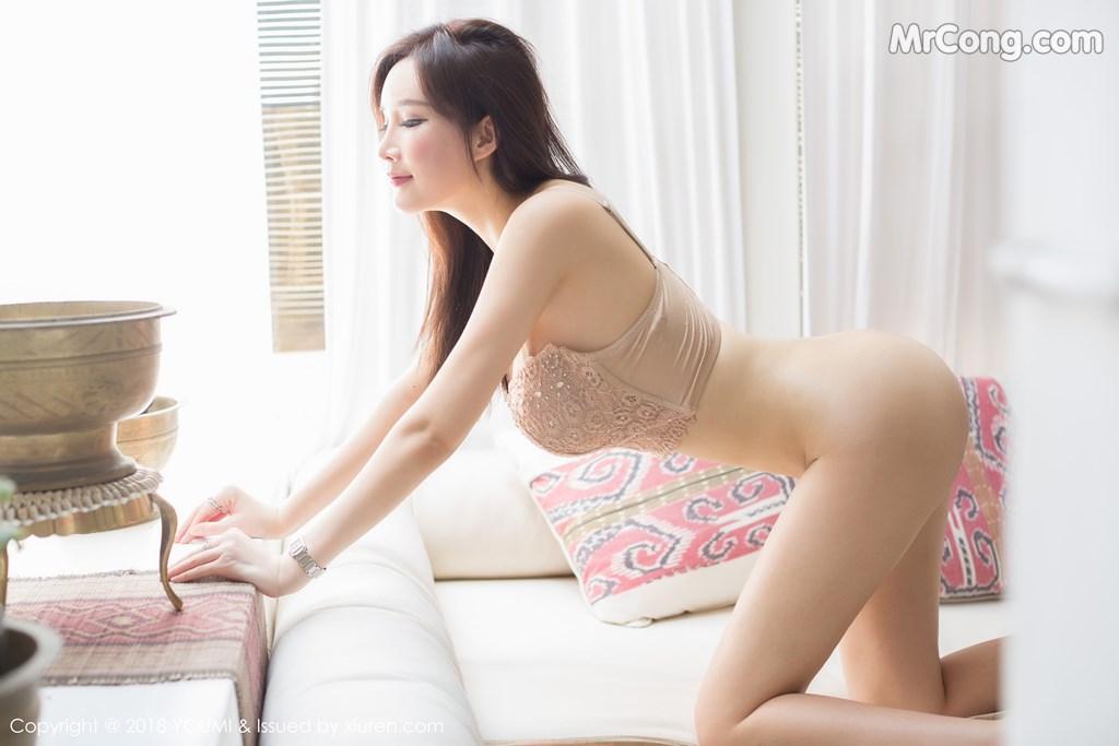 Image YouMi-Vol.197-Tu-Fei-Yuan-Ai-Cuo-Qiong-MrCong.com-004 in post YouMi Vol.197: Người mẫu 奶瓶土肥圆 (48 ảnh)