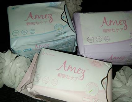 Amez Care Herbal Pads
