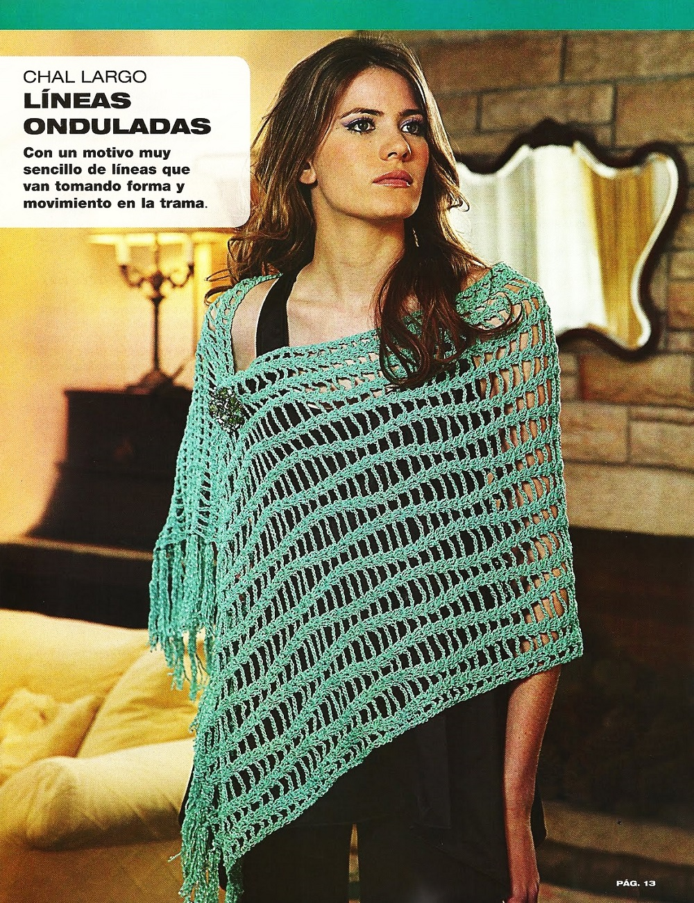 revistas, ganchillo, patrones castellano, crochet