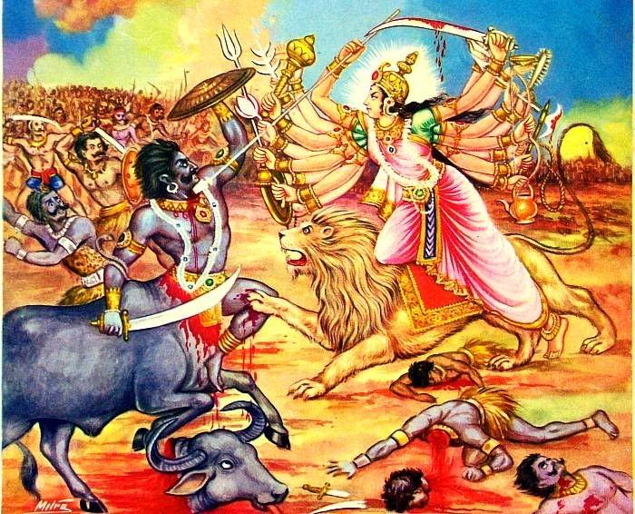 Deuses, demônios e ascetas