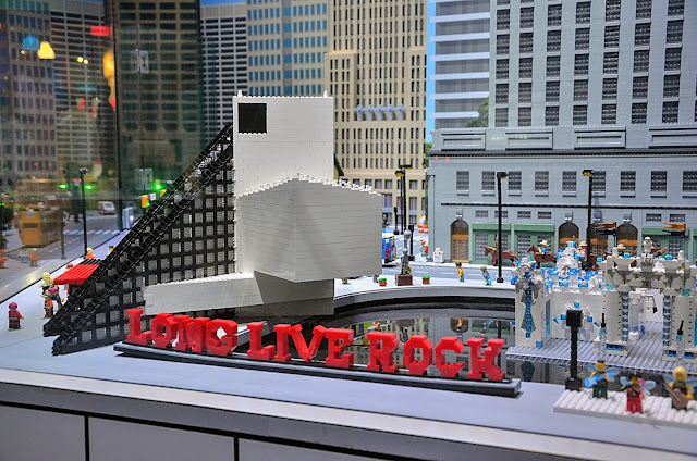 LEGOLAND Discovery Center Columbus Long Live Rock