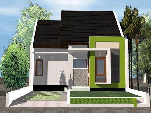rumah minimalis lantai 1 type 36