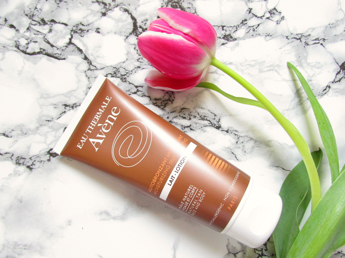 Review: Avène - Moisturizing Self Tanning Lotion - 100ml - 15.90 Euro