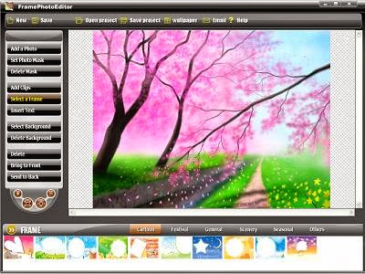 Photo Frames Beautiful Software For PC Free Download - Girls