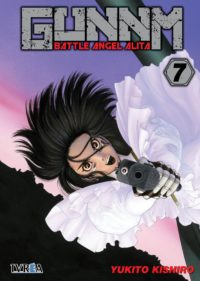 GUNNM (BATTLE ANGEL ALITA) #7