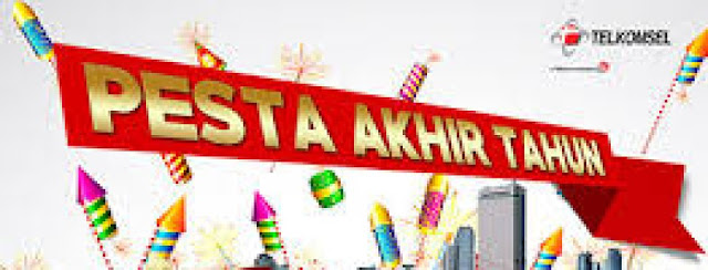 Diskon Ajib Promo Telkomsel Poin Akhir Tahun