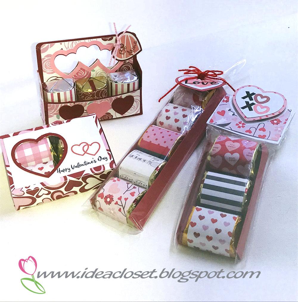 Hershey Nugget Valentine Treats | Idea Closet