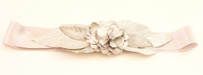OI 1718 - Coleccion Plata 2 Cinturon raso