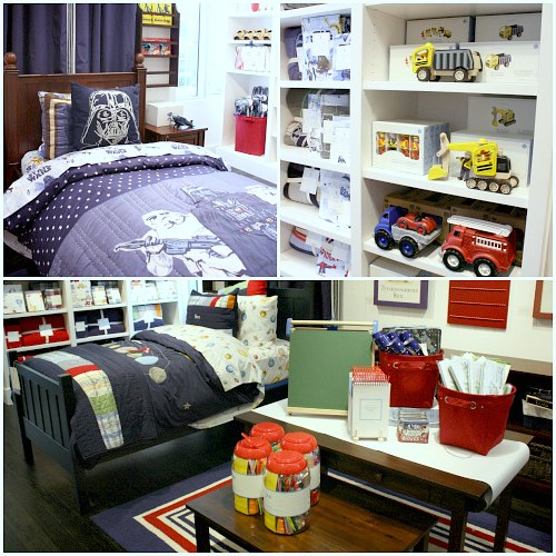 All Of The Toys Are Placed Low Through Out Pottery Barn Kids Wants Your Children To Touch And Feel Play With Merchandise