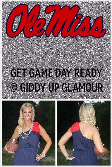 b842a151f4e7c3 Be sure to hashtag #collegecolors and #giddyupglamour on August 29th to  show your school spirit! We hope to see some Giddy Up Glamour at some ...