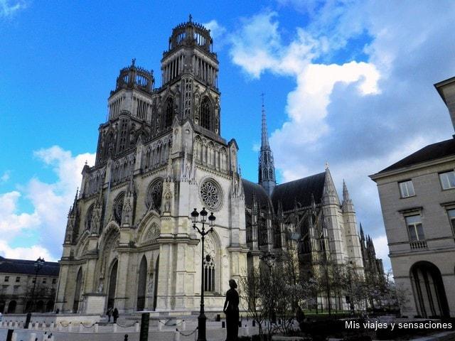 Catedral de Orelans, Valle del Loira, Francia