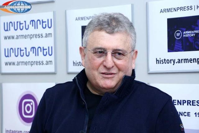 Aharonian pide revitalizar el potencial científico armenio