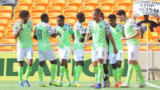 The Super Eagles defeated Seychelles 3-1 on Friday in their final game of the 2019 Africa Cup of Nations qualifying series.4