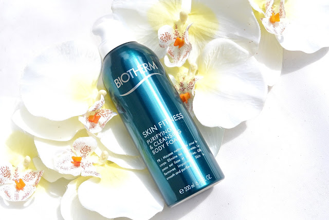 Biotherm skin fitness cleansing foam review