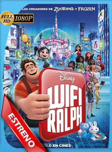 Wifi Ralph (2018) HD [1080p] Latino Dual [GoogleDrive] TeslavoHD
