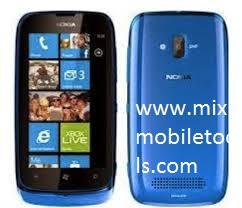 Nokia Lumia 610 RM-835 Latest Flash File Free Download