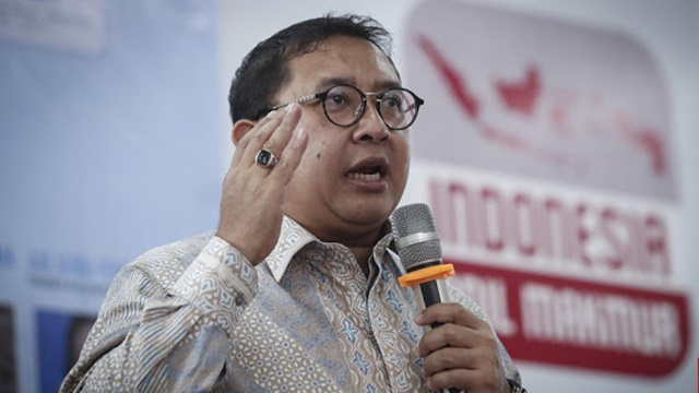Gerindra Curiga Jokowi Kampanye Terselubung, Fadlizon: Batalkan Silatnas Kades!