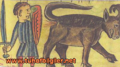 mitolojik yaratıklar