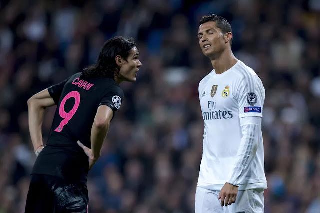 باريس سان جيرمان يعلن الحرب على ريال مدريد