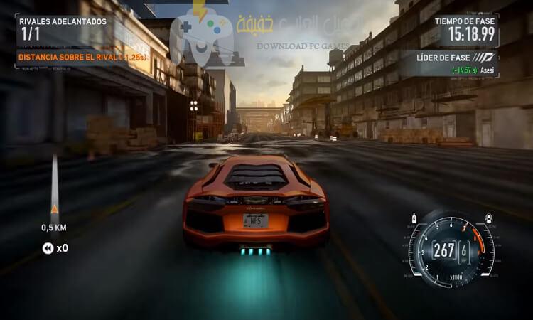 تحميل لعبة Need for Speed The Run بحجم صغير