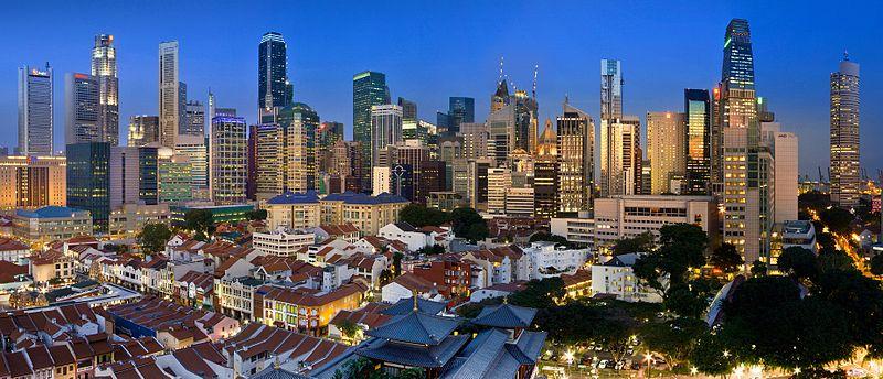 Cidade de Cingapura
