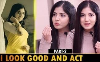Actress Anaswara Kumar Interview
