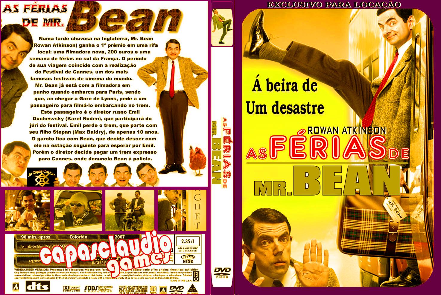 as ferias de mr.bean dublado rmvb