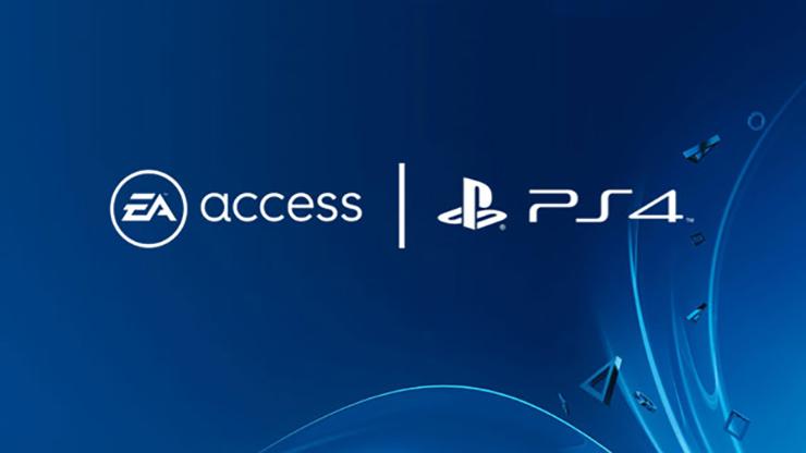 EA Acess está chegando ao Playstation 4 Ea-access_ps4