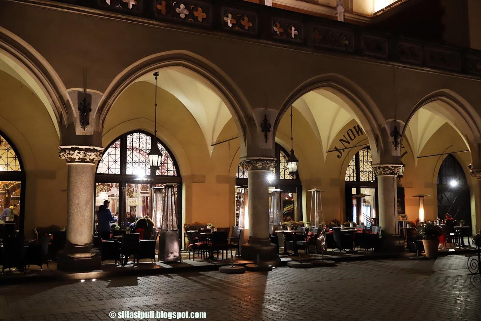 SILLÄ SIPULI: Krakovan ravintolasuositukset