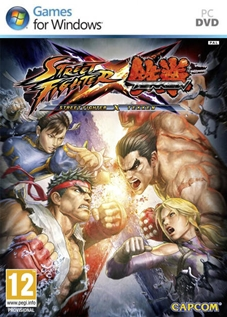 Street Fighter X Tekken - PC (Download Completo em Torrent)