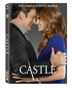 DVD Review - Castle: The Complete Sixth Season