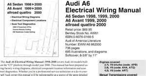 audi a6 electrical wiring diagram rpdf. Black Bedroom Furniture Sets. Home Design Ideas