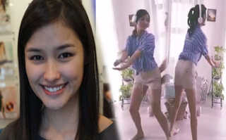 video of liza Soberano twerk it like miley