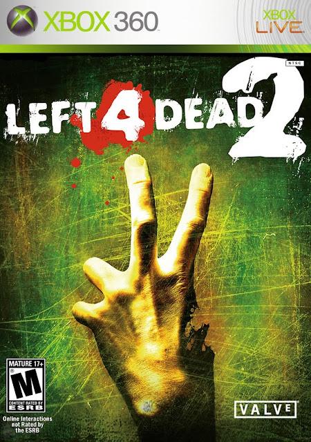 Left 4 Dead 2 - Xbox 360 - Multi5 - Portada