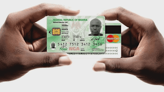 NIMC National ID Card is Out, See How to Check If Your ID is Ready, From 2011 – 2017