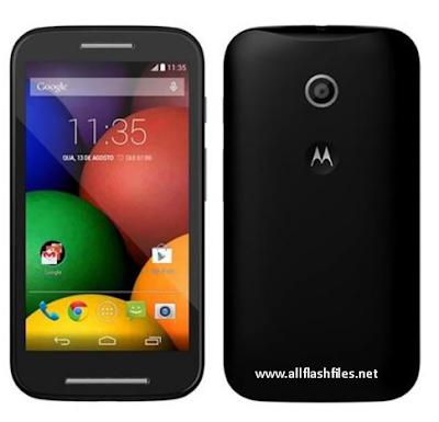 Motorola (Moto e XT1022) Flash File - Stock Firmware Download Free -