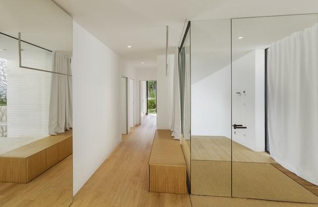 Desain Villa Mewah Kontemporer