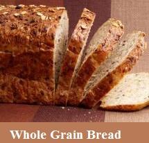 health benefit of whole grain bread
