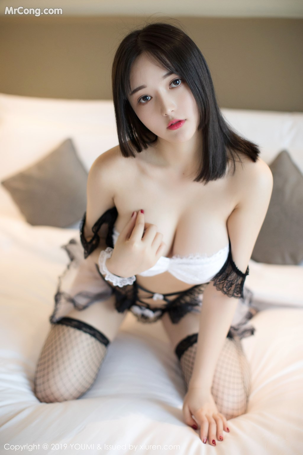 Image YouMi-Vol.275-Lucky-MrCong.com-009 in post YouMi Vol.275: 唐婉儿Lucky (47 ảnh)