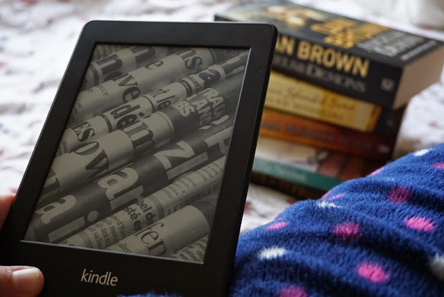 kindle vs books