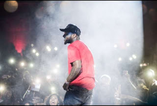 DAVIDO SHUTS DOWN THE STAGE IN GERMANY
