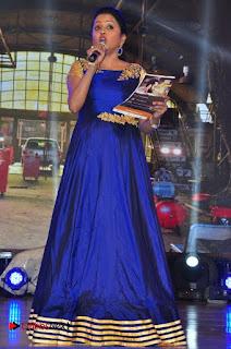 Anchor Suma Stills at Janatha Garage Audio Launch Function 0013