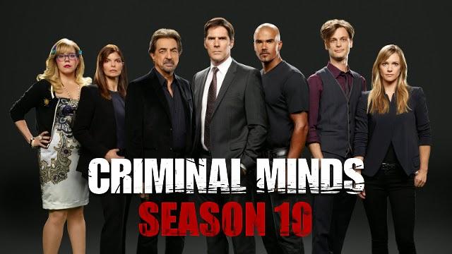 Criminal Minds Round Table: CRIMINAL MINDS Season 10 - It's Official