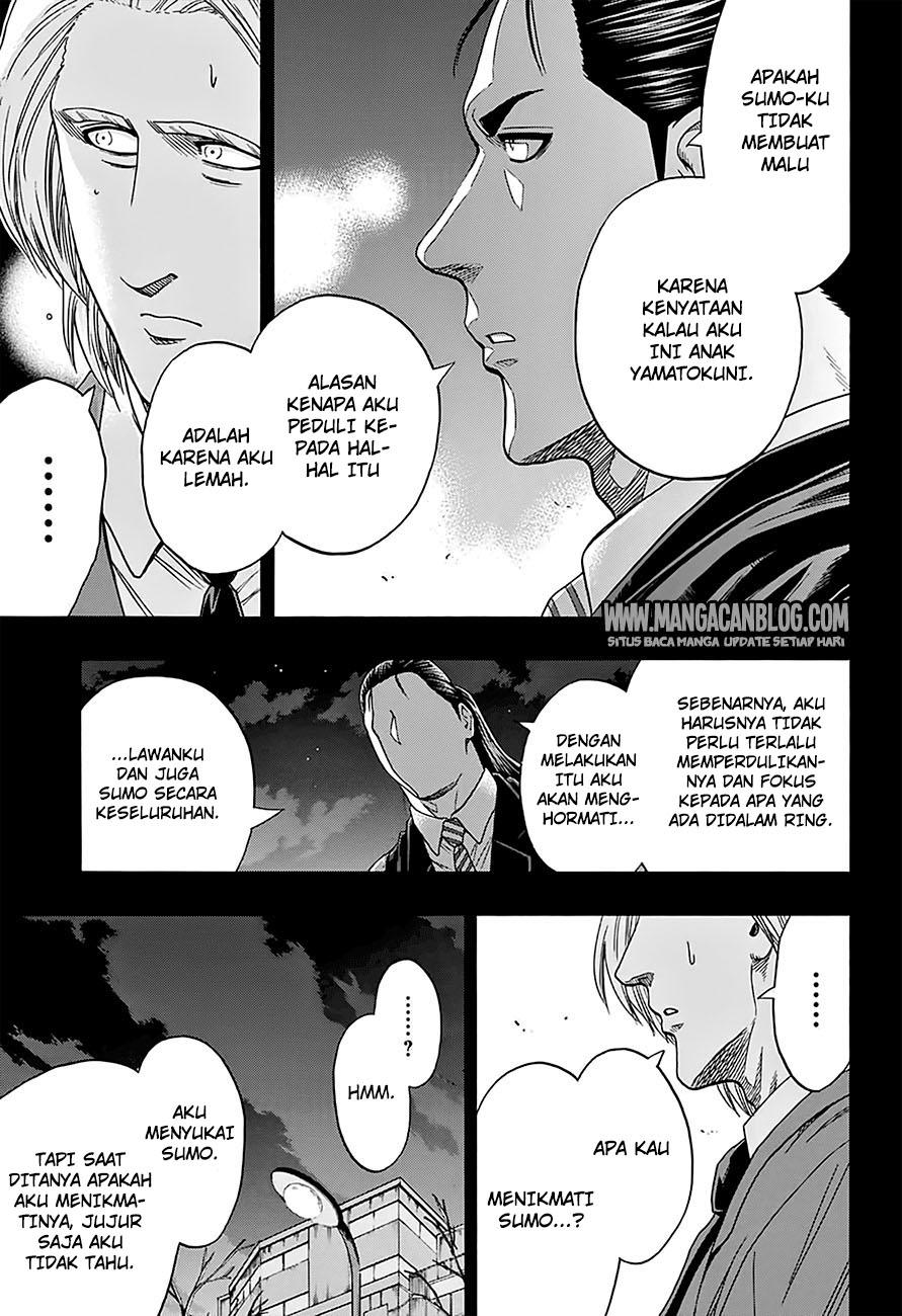 Komik hinomaru zumou 144 - saling bertolakan 145 Indonesia hinomaru zumou 144 - saling bertolakan Terbaru 5|Baca Manga Komik Indonesia