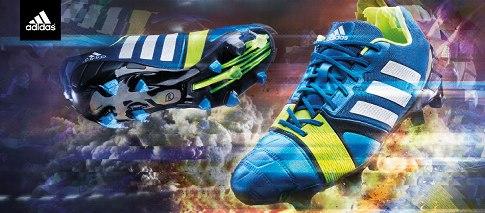 adidas lancia la nuova scarpa da calcio Nitrocharge Sport