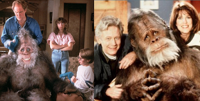 Harry and the Hendersons TV Series Bruce Davison