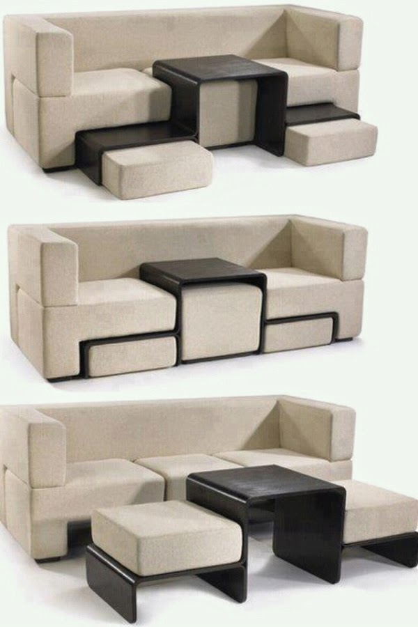 Creative Couch Designs 65 creative furniture ideas | spicytec