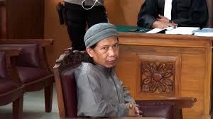 Aman Abdurrahman: Insyaallah Saya Akan Keluar Penjara Berupa Mayat Sebagai Syahid