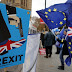 UK leader deploys ministers to sell Brexit deal to public
