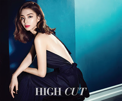 Park Soo Jin High Cut Vol. 168